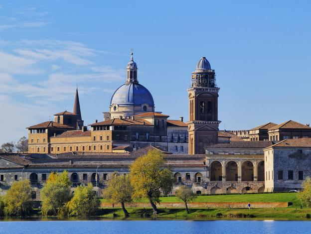View of Mantua