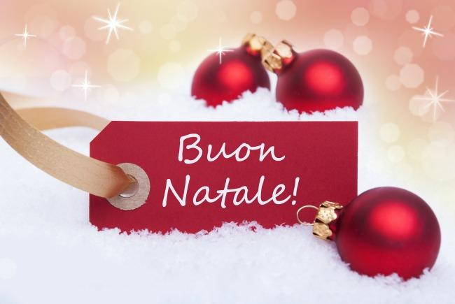 Writing a Christmas Card in Italian