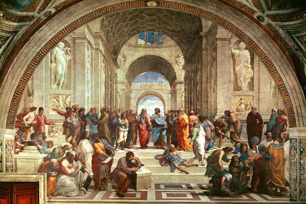 The School of Athens, Raphael