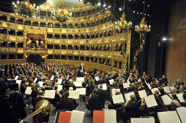 La Fenice S Traditional New Year S Concert Returns To Venice