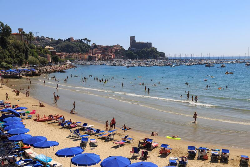 beach bans in Italy