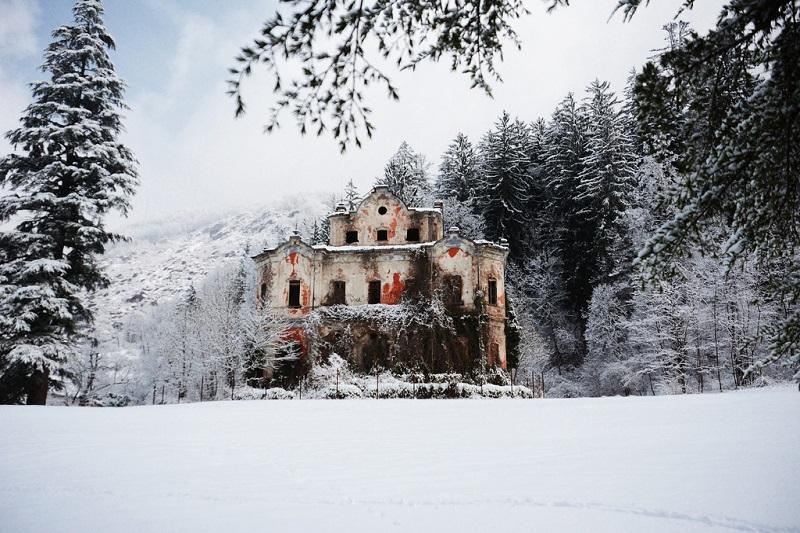 Italy's haunted houses
