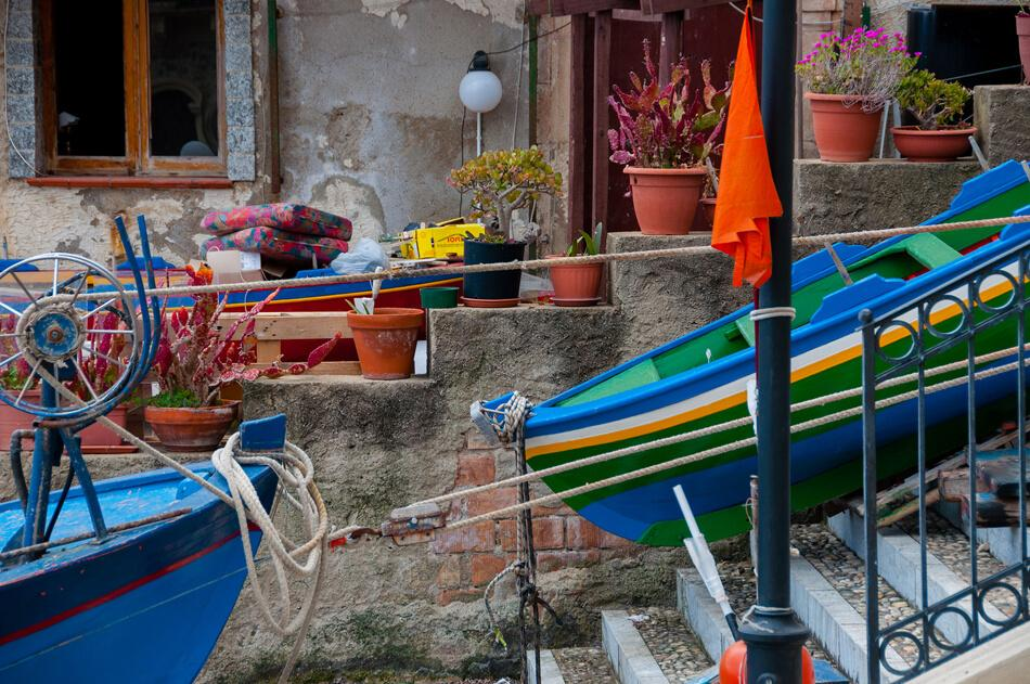 seaside villages in Italy