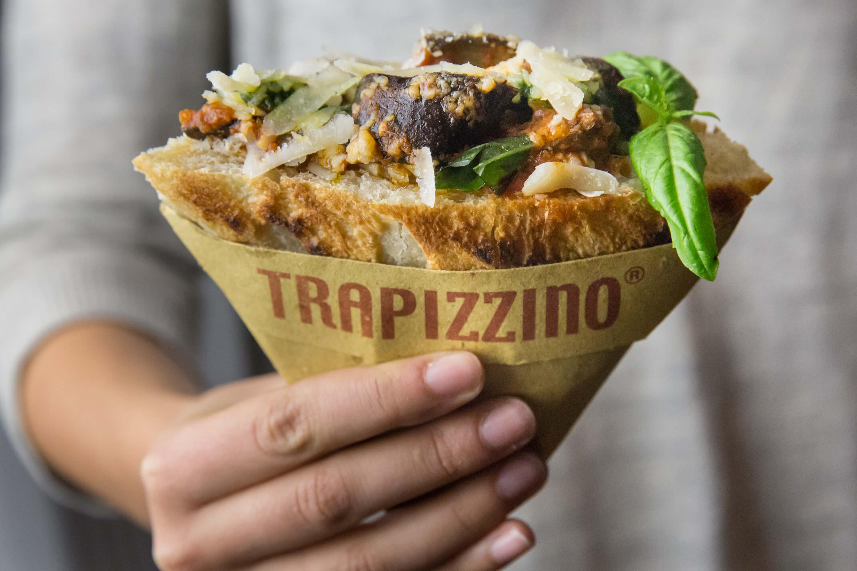 Rome Street Food Neighborhood