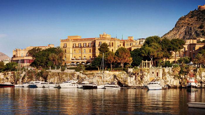 Villa Igiea Palermo Menu