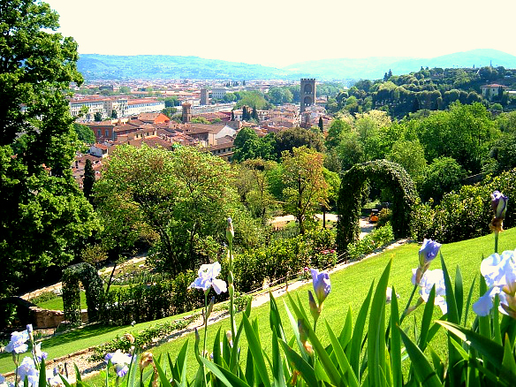 Discovering The Bardini Gardens In Florence Italy Magazine