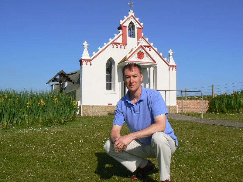 Philip Paris - Italian Chapel Orkney
