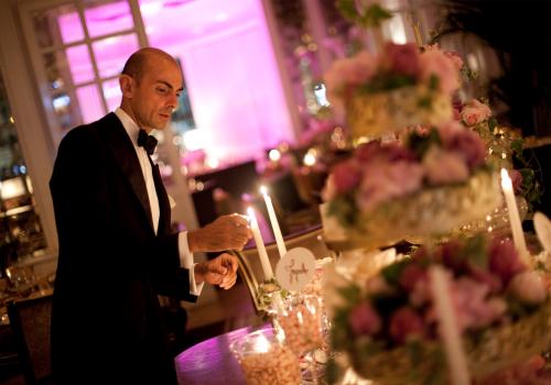 Interview With Italian Celebrity Wedding Planner Enzo