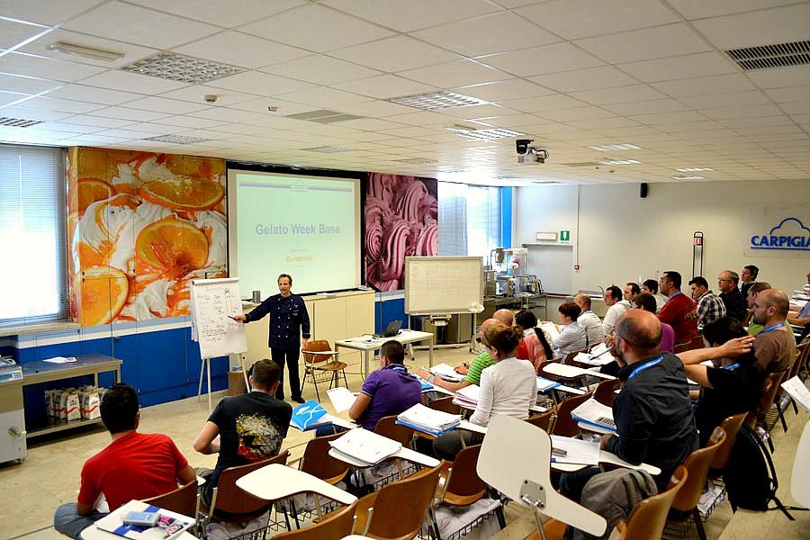 Gelato University Bologna