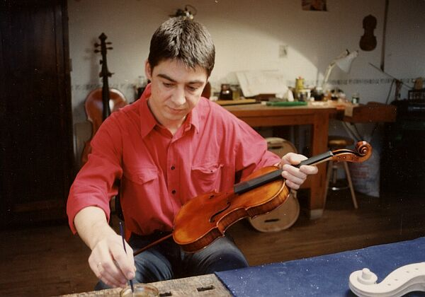 Violin Making Italy